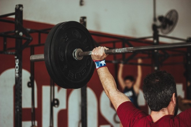 a strong lifter